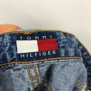 Tommy Hilfiger Shorts - Vintage Tommy Hilfiger high waisted shorts Sz 4